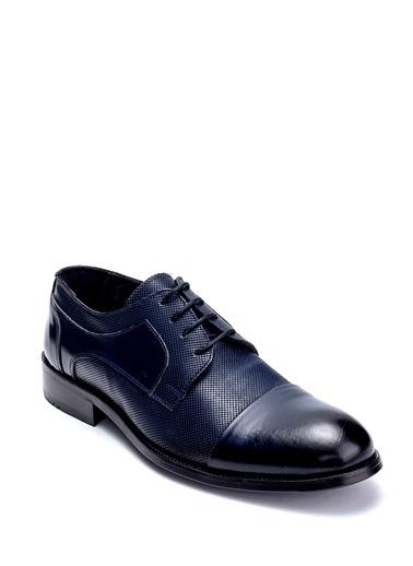 Derimod Erkek Ayakkabı(N100) Klasik Lacivert